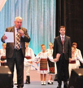 Daniel Verejanu and Mihai Cimpoi