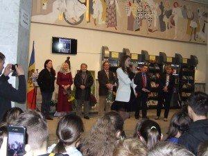Patricia Tanasov, Mihai Cimpoi, US, Academia Română, ICR, Daniel Ioniţă