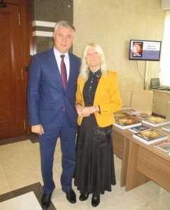 Renata Verejanu, Mihai Cimpoi, parlament, guvern, AŞM