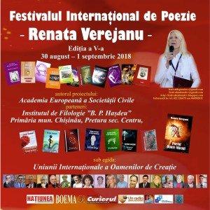 festival poezie, renata verejanu, mihai cimpoi, ion druţă